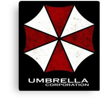 -GEEK- Umbrella Corporation Canvas Print