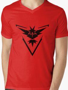 Pokemon Go | Team Instinct Mens V-Neck T-Shirt