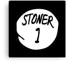 Stoner 1 Canvas Print