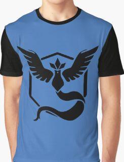 Pokemon Go   Team Mystic  Graphic T-Shirt