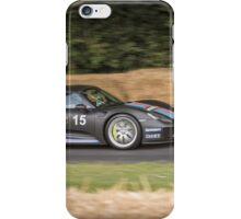 Porsche 918 Spyder  iPhone Case/Skin