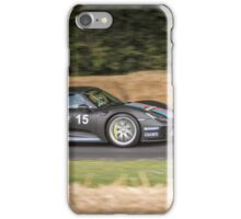 Porsche 918 Spyder  iPhone Case/Skin