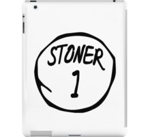 Stoner 1 iPad Case/Skin