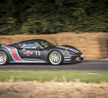 Porsche 918 Spyder  by RossJukesAuto