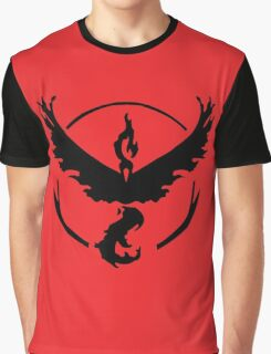 Pokemon Go | Team Valor  Graphic T-Shirt