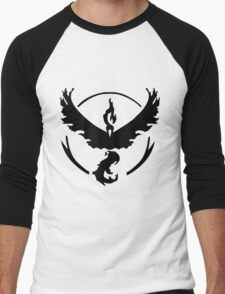 Pokemon Go | Team Valor  Men's Baseball ¾ T-Shirt