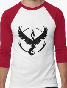 Pokemon Go | Team Valor  Men's Baseball ¾ T-Shirt