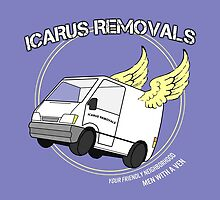 Icarus Removals by amobt