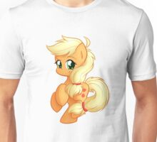 Chibi Applejack Unisex T-Shirt
