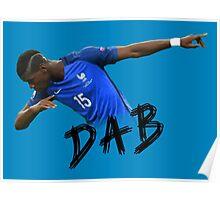 Pogba France - DAB Poster