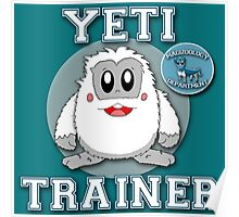 Yeti Trainer Poster