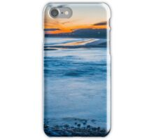 Summer night at Ogmore by Sea iPhone Case/Skin