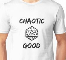 GAMER - Alignment : Chaotic good Unisex T-Shirt