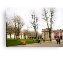 Greenwich color Canvas Print