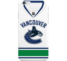 Vancouver Canucks Away Jersey iPhone Case/Skin