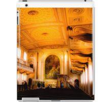 Greenwich Church  iPad Case/Skin