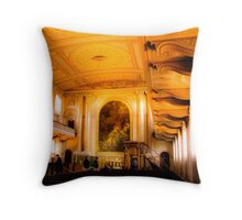 Greenwich Church  Throw Pillow