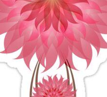 Full Bloom Sticker
