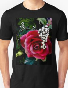Roses are red Unisex T-Shirt