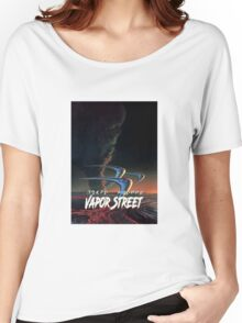 Space Arrow Women's Relaxed Fit T-Shirt