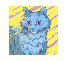 Kitty Kitty Art Print