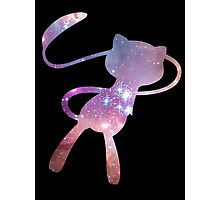 Galaxy Mew Photographic Print