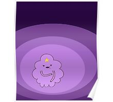 Lumpy Space Princess (LSP) - Adventure Time Poster