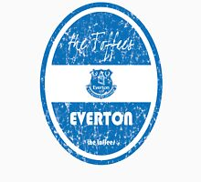 EPL 2016 - Football - Everton (Distressed) Unisex T-Shirt