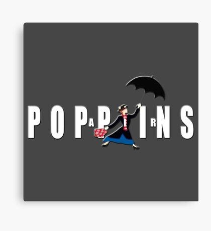 Air Poppins! Canvas Print