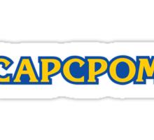Capcpom Sticker