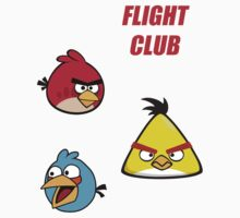 Flight/Fight Club by ziadde