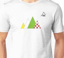 Tour de France tshirt - Peaks Unisex T-Shirt