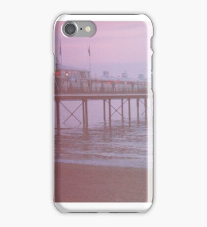 The Pier iPhone Case/Skin