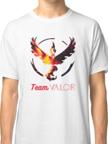 Pokemon Go - Team Valor Classic T-Shirt
