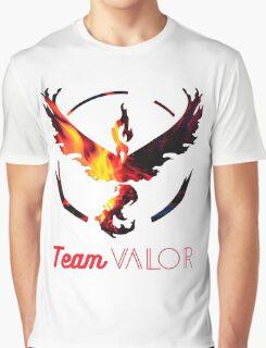 Pokemon Go - Team Valor Graphic T-Shirt