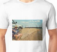 Weipa Beach Spit Unisex T-Shirt