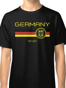 Euro 2016 Football - Germany (Away Black) Classic T-Shirt