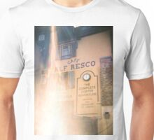 Cafe Al Fresco Unisex T-Shirt