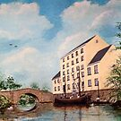 New Stones for Blackpool Mill by WILT