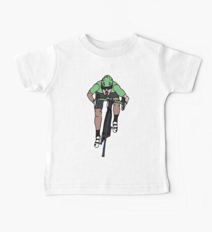 "Mark Cavendish  -  ""Le Maillot Vert"" Baby Tee"