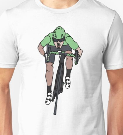 "Mark Cavendish  -  ""Le Maillot Vert"" Unisex T-Shirt"