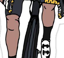 "Mark Cavendish  -  ""Le Maillot Jaune"" Sticker"