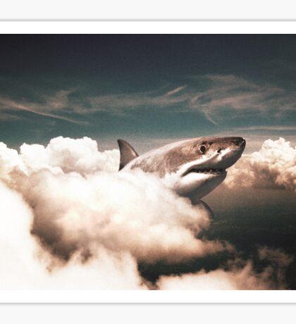 Sky shark Sticker