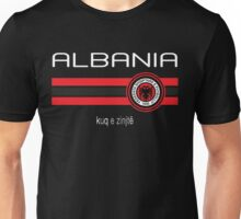 Euro 2016 Football - Albania (Away Black) Unisex T-Shirt
