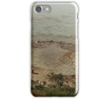 Tasmania's Tessellated Pavement  iPhone Case/Skin