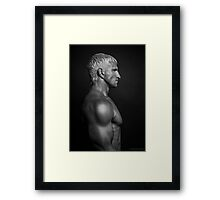 All Friends And Kingdom Come  Framed Print