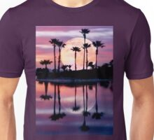 Palm Reflection Unisex T-Shirt