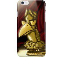 The 1st Annual Golden Croshaw Award Trophy iPhone Case/Skin