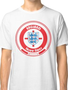 Euro 2016 Football - Team England Classic T-Shirt