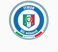 Euro 2016 Football - Team Italia Unisex T-Shirt